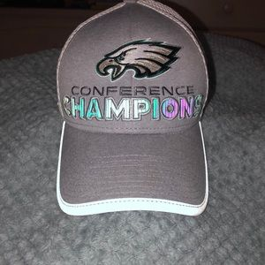 Philadelphia Eagles 🦅 Conference Champion Hat